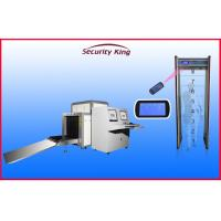 Transport Safe Big channel X Ray Scanning Machine , Baggage X Ray Scanner for Airport