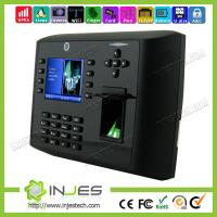 China WIFI Biometric Fingerprint Time Clock PC Free Software and Backup battery and camera on sale