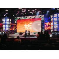 Thin High Resolution LED Display 3D Background Video Wall 500mm x 500mm or 480 x 4800mm