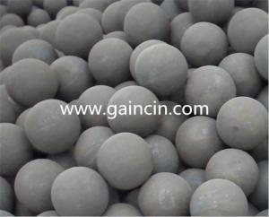 China B3 D40mm,125mm forged grinding steel balls,grinding media balls,steel forged grinding media,grinding media steel ball on sale