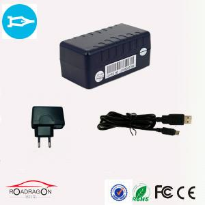 China Long Lasting Battery Real Time GPS Car Tracker With Engine Shut Off on sale
