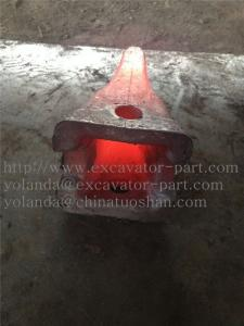 China excavator spare parts,digger parts,bucket teeth,STR205-70-19570SHENGFANG on sale