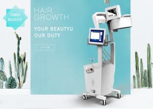China Vertical Laser Hair Growth Equipment For Both Men And Women Effective And Painless on sale