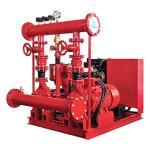 Fire Pump System Electric Diesel Jockey Pump from Purity Fire Fighting Pump Set