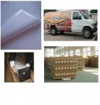 hot sale self adhesive white vinyl wraps