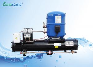 China Refrigeration Water Cooled Cold Room Condensing Unit MT Series CE Approved on sale