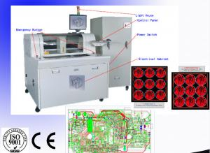 China PCB Routing Equipment CNC PCB Router Machine For PCB Assembly on sale