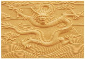 China 2015 hot sell artificial sandstone wall relief QG-R0016 on sale