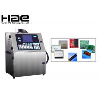 China Multi Ink Color Continuous Inkjet Coding Machine Industrial Coding Printer on sale