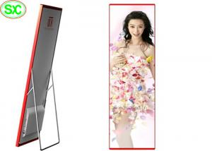China Portable Indoor Full Color LED Display , Digital LED Poster P3 Led Media Display on sale