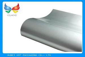 China Vide imprimable métallisant le style en plastique de pulpe de Vierge de petit pain de feuille, absorption de hautes eaux on sale