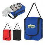 80gsm Non Woven Six Pack Bottle Cooler Bag Custom Logo Available