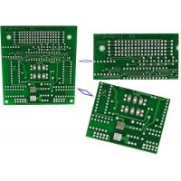 FR4 Double Sided PCB Board HASL LF Finished Surface Quick Turn PCB Fabrication