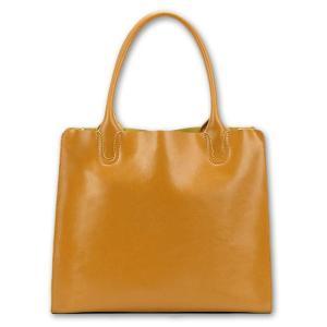 China Custom Handbag Luxury Design Fashion Genuine Leather Tote bags on sale