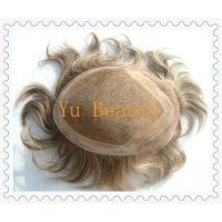 CUSTOM MADE HAIR TOUPEE FOR MEN ,HAIR PIECE FOR MEN,HAIR REPLACEMENT FOR MEN
