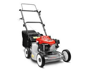 China Self Propelled Electric Start Self Propelled Lawn Mower 139CC 5HP Small Size on sale