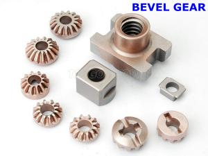China Gears Style Powdered Metal Parts , Powder Metallurgy Products For Home Appliances on sale