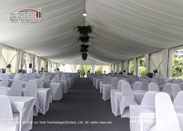 Flame Retardant Wedding Marquee Tent Luxury Wedding