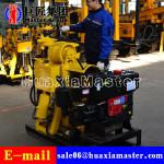 China Supplies HZ-130Y 130m Hydraulic Water Well  Rotary Drilling Rig  With High Quality
