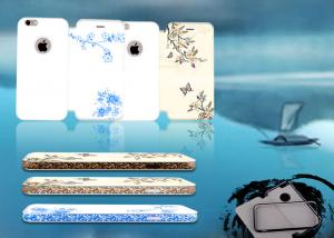 China Detachable Bumper iPhone 6 Phone Cases, Chinese Style Leather Pouch for iPhone 6 4.7 on sale