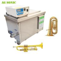 Customized Musical Instrument Ultrasonic Cleaner 40khz without Damage