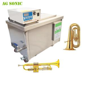 China Customized Musical Instrument Ultrasonic Cleaner 40khz without Damage on sale