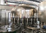24 Heads Mineral Water Bottling Plant / Mineral Water Production Line