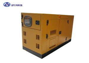 China Soundproof High Efficiency Cummins Diesel Generator With Engine QSK38-G5 on sale