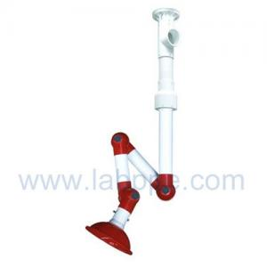 Quality SHP11-Lab Fume Extractor/Exhaust,PP/PVC,diameter 110mm for sale