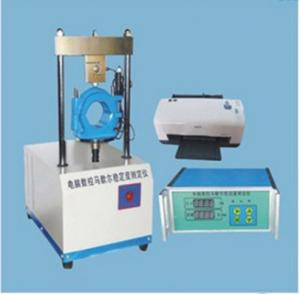 China A62 Automatic Asphalt Marshall Stability Testing Machine(30KN) on sale