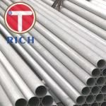 1 - 12m Length Stainless Steel Welded Pipe For Chemical Industry 304 316 310S