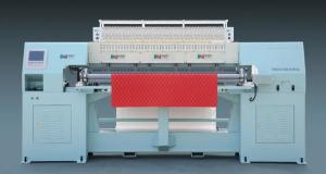 China Full Shuttle Industrial Quilting Machines Computerized 1mm-12.7mm Adjustable Stitches on sale
