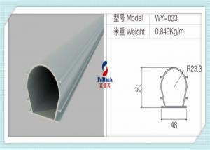 China Customized Anodic Oxidation 6063 Aluminium Extrude Profile for Door / Window on sale
