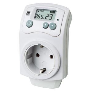 China Wall Clock Plug In Temperature And Humidity Sensor Data Logger 20%-90% Humidity Range on sale