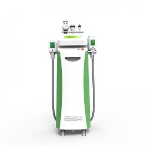 China Chinese supplier best cryolpolysis cool technology fat freezing fast cavitation slimming system for cellulite removal on sale