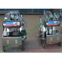China Traite automatique de petite de laiterie à machines agricoles machine à traire mobile de vache on sale