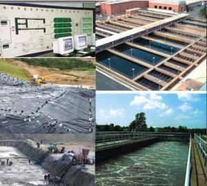 China Sewage Treatment on sale