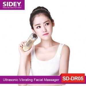 China Home Use Galvanic Spa Deep Cleasing Skin Whitening Anti-acne Face Lifting Ultrasonic Photon Ion Beauty Machine on sale
