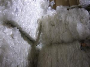 China ldpe film in bales on sale