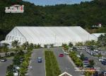 Большой белый военный шатер самолета, Райньпрооф шатра воздушных судн ТФС портативное для продажи