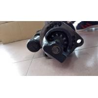 Excavator Starter Motor , Caterpillar / Cummins Starter Motor With 24v Rated Voltage