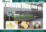 Peanut brittle Cereal Bar Forming And Cutting Machine Controlled by Siemens PLC