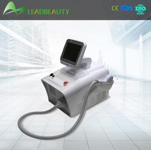 China Economic 810nm To Penetrate Into Hair Follicle Portable Diode Laser Hair Removal Machine on sale