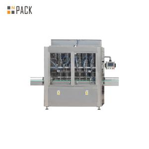 China High Speed Automatic Cosmetic Filling Machine 1000ml - 5000ml Big Capacity on sale
