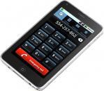 teléfonos móviles de Bluetooth Android 3G Wifi GPS de la memoria de la pantalla 16GB de la capacidad de 5,0 pulgadas