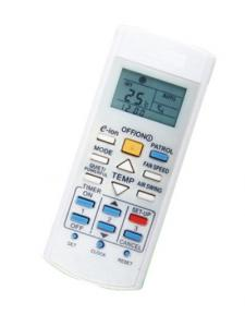China Timer Switch Air Conditioner Universal Remote Control For All PANASONIC Models on sale