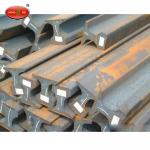 Railroad Rail For Sale Standard 24kg Light Rails Steel Products 55Q 50Q Q235 Steel Rails