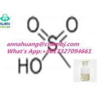 Nanjing Bangnuo 75-75-2 Active Pharma Ingredient 70% 99% Methanesulfonic acid ( MSA ) For sale