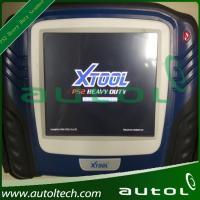 100% Original Update Via Internet Xtool PS2 Truck Diagnostic Tool Heavy Duty truck scanner