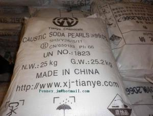 China Caustic soda on sale